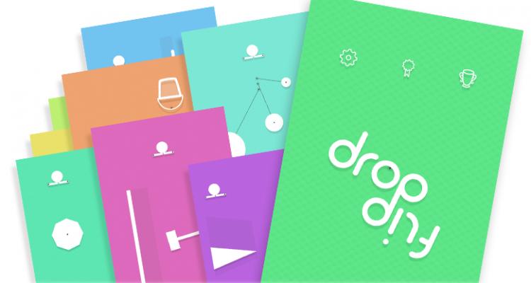 «Drop Flip», juega con las físicas para avanzar