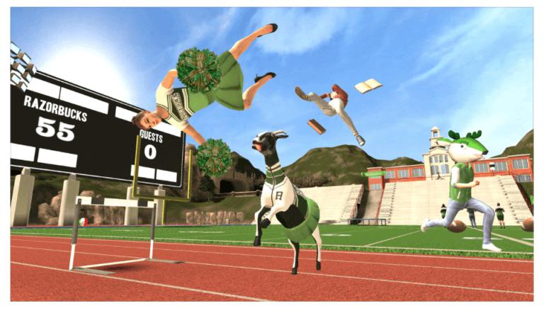 goat simulator para iOS