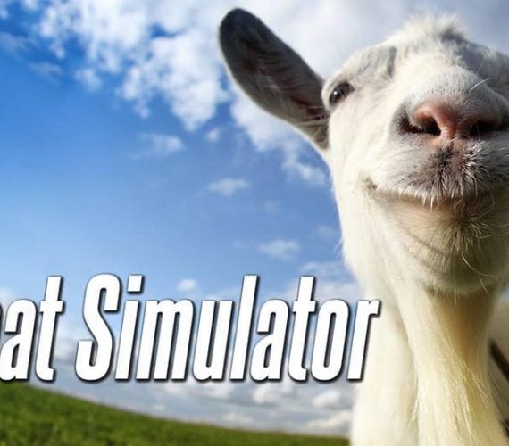 """""""Goat Simulator"""", conviértete en cabra y destrózalo todo"""