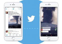 Ya puedes retransmitir vídeo en directo desde la app de Twitter