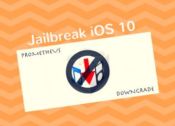 Apple bloquea la posibilidad de hacer downgrade con Prometheus