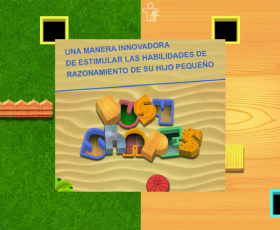 «Busy Shapes», juegos de lógica para los más pequeños