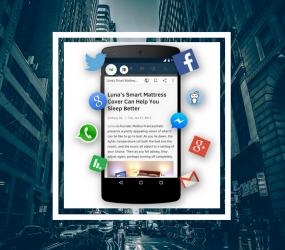 Tres navegadores de burbujas flotantes para aumentar tu productividad en Android