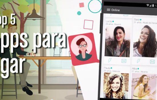 Top 5 Mejores Apps para Encontrar Pareja