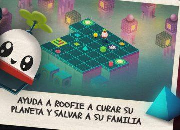 """Roofbot: Puzzler On The Roof"", App Gratis de la Semana en la App Store"