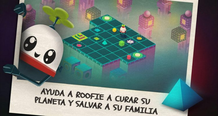 """Roofbot: Puzzler On The Roof"", App Gratis de la Semana en la App Store"