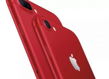 Apple lanza un iPhone ROJO, un nuevo iPad y su propio Snapchat