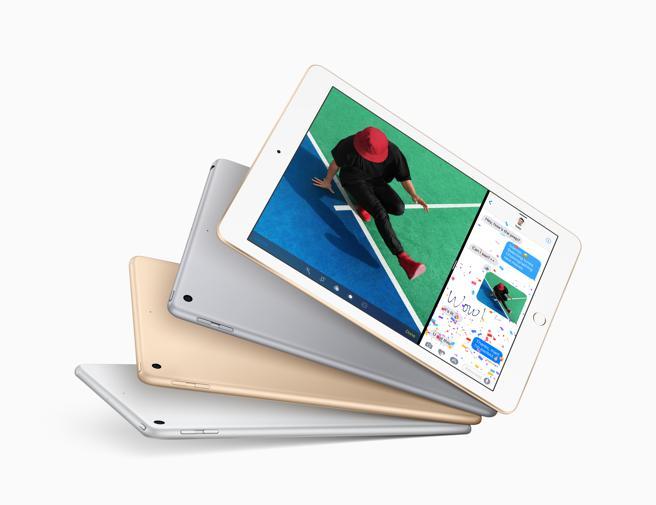 nuevo iPad retina de 9,7 pulgadas