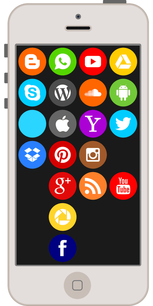 smartphone apps descargadas