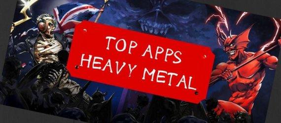Top 5 Mejores Apps y Juegos para amantes del Heavy Metal